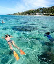 Hideaway Resort Fiji – Diving
