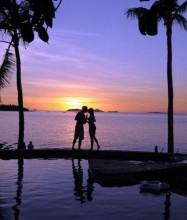 Treasure Island Resort Fiji – Sunset