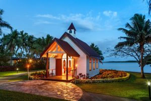 Sofitel Resort & Spa Fiji – Wedding Chapel (no longer available)