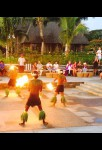 Fiji Wedding Entertainment – Fire Dancers