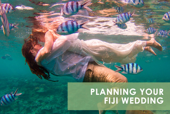 planning fiji wedding