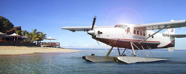 seaplanes fiji