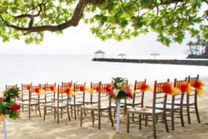 fSofitel Resort & Spa Fiji – Beachfront Wedding Ceremony