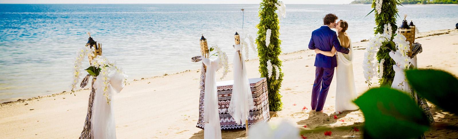 fiji wedding malolo island resort