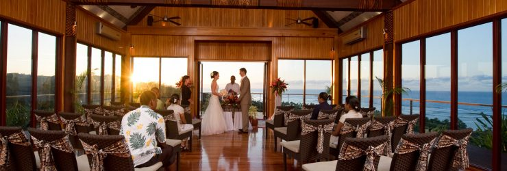 fiji wedding packages outrigger resort
