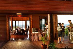 Outrigger Fiji Beach Resort – Reception Exterior